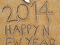 """happy new year 2014"" 
